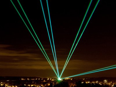 Laser Shows and Events