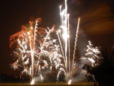 Wedding and Celebration Fireworks